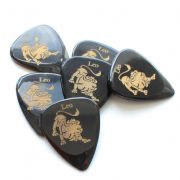 Zodiac Tones - Leo - Tin of 4 Picks | Timber Tones
